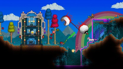 Разработка Terraria: Otherworld отменена