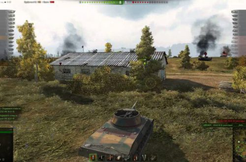 World of Tanks — гайд по Т67