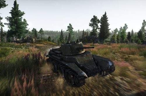 World of Tanks — гайд по БТ-2