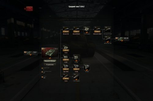 World of Tanks: гайд по T-34-2