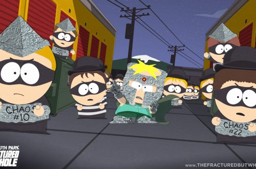 Трейнер (читы) для South Park: The Fractured But Whole