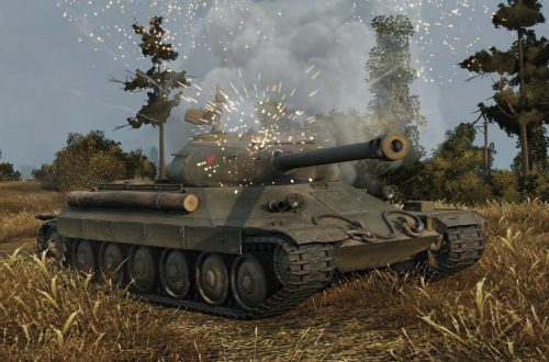 World of Tanks — гайд по ИС-6