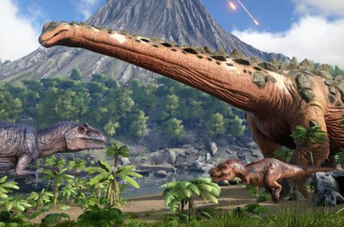 ARK: Survival Evolved вышла на Android и iOS