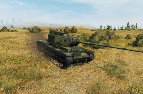 World of Tanks — гайд по КВ-4