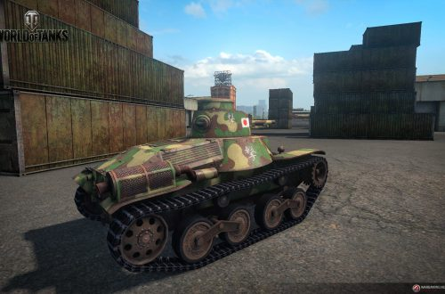 World of Tanks — гайд по Type 98 Ke-Ni
