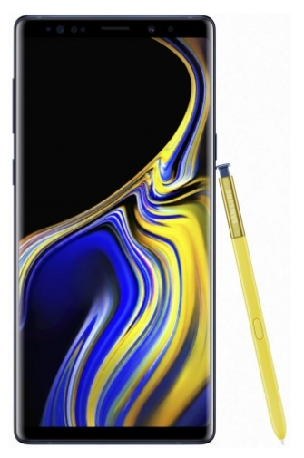 Samsung Galaxy Note 9 фото оригинал