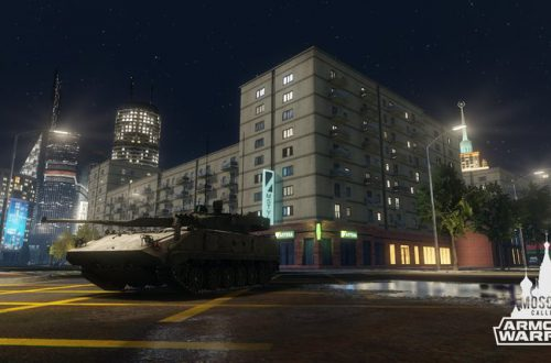 Armored Warfare: Проект Армата запускает новый сезон «Москва. Вторжение»
