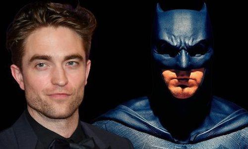 Первые фото фильма «Бэтмен»