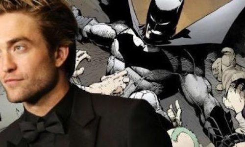 Роберт Паттинсон тизерит «Бэтмена» с рейтингом R