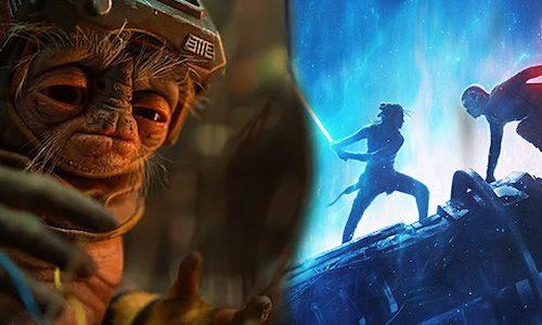 Посмотрите сцену с Бабу Фриком из «Звездных войн: Скайуокер. Восход»