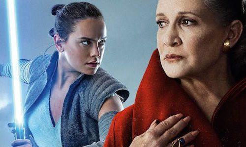 Раскрыта изначальная смерть Леи в «Звездных войнах 9»