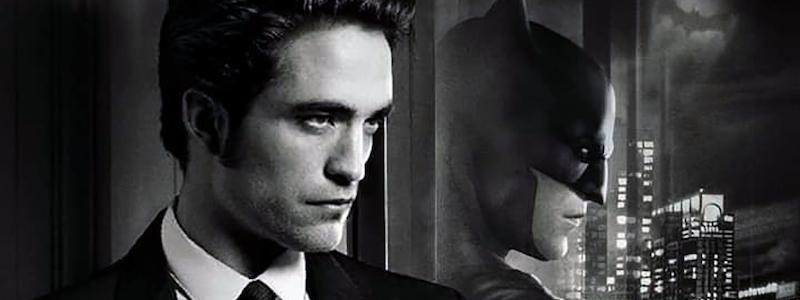 Как будет выглядеть Роберт Паттинсон в фильме «Бэтмена»