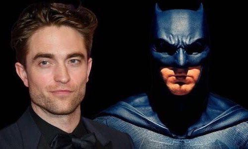 Объяснено, почему Роберт Паттинсон решил сыграть Бэтмена