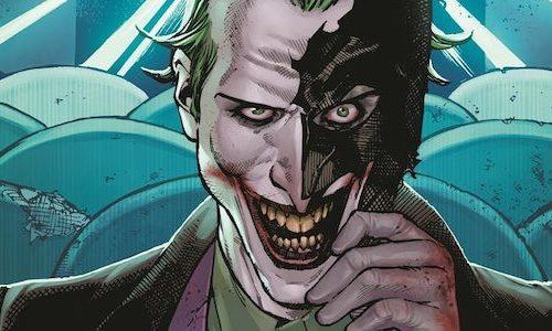 DC тизерят войну между Бэтменом и Джокером