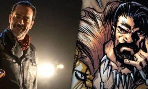 Как Джеффри Дин Морган выглядит в роли Крейвена-охотника в MCU