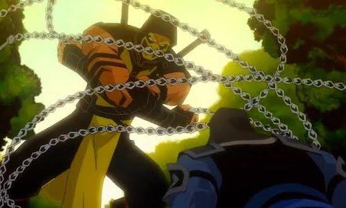 Первый трейлер сериала Mortal Kombat про Скорпиона