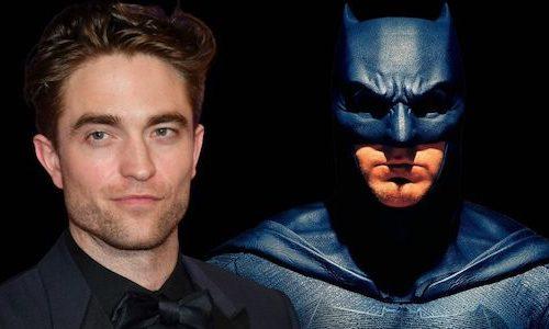 Роберт Паттинсон рассказал, почему хотел сыграть Бэтмена