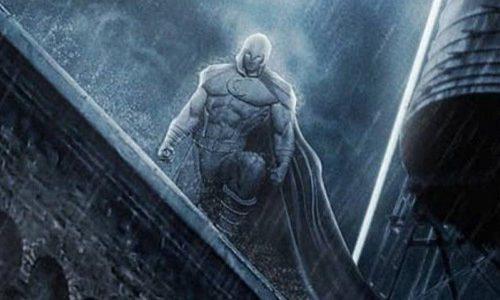 Крутой постер сериала «Лунный рыцарь» от фаната