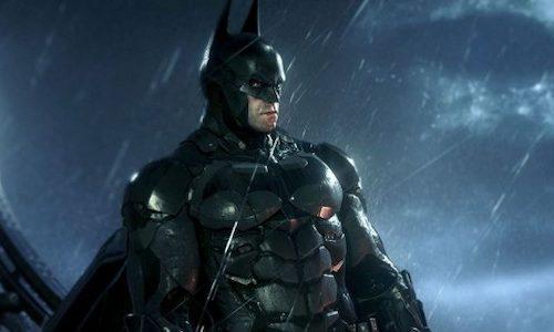 Тизер новой игры про Бэтмена