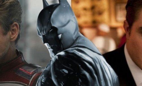Роберт Дауни мл прокомментировал Паттинсона в роли Бэтмена