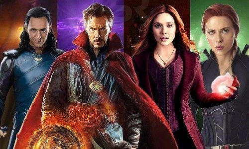 Все фильмы 4 Фазы MCU будут сняты в 2020 году