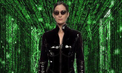 Кадры «Матрицы 4» тизерят новую силу Тринити