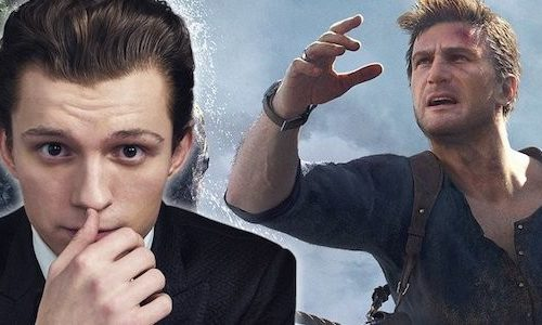 Uncharted с Томом Холландом начнут снимать в марте