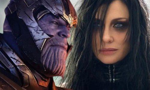 Доказано, что Хела сильнее Таноса в киновселенной Marvel