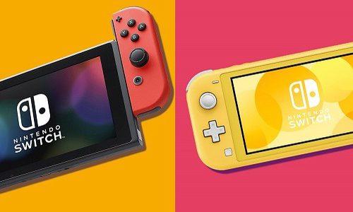 Какую Nintendo Switch купить в 2020 году: Lite или обычную?