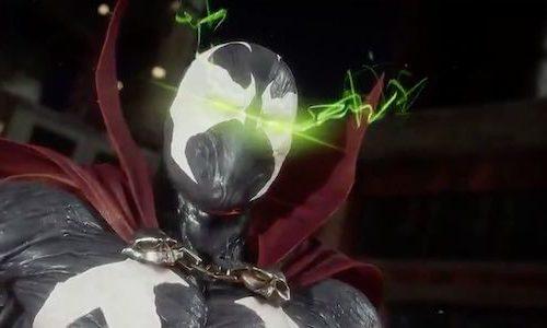 Посмотрите трейлер Спауна из Mortal Kombat 11