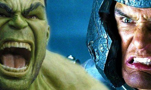 Marvel тизерят битву Халка с Джаггернаутом