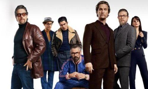 Дата выхода фильма «Джентльмены» онлайн на русском языке