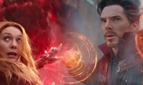Новая удаленная сцена «Мстителей: Финал» показала Стрэнджа и Ведьму