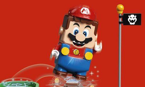 Nintendo и LEGO выпустят набор с Марио