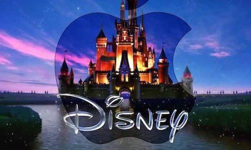 Apple могут купить Disney из-за коронавируса