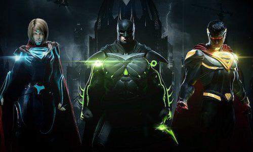 Создатель Mortal Kombat хочет увидеть фильм Injustice от DC