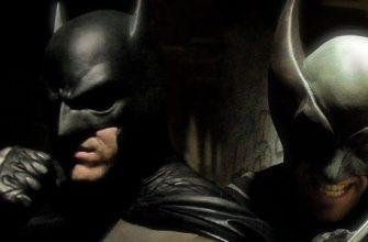 Бэтмен пытается убить Росомаху в кроссовере Marvel/DC