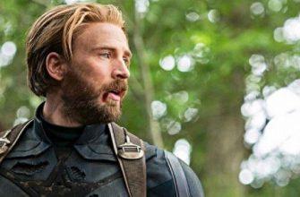 Крис Эванс прокомментировал возвращение Капитана Америка в MCU