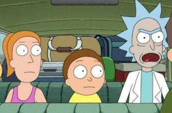Новый взгляд на 9 эпизод 4 сезона «Рик и Морти»