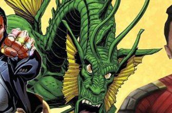 Объяснено, кто такой Фин Фан Фум из «Шан-Чи» от Marvel