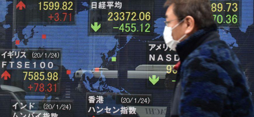 Мировая торговля терпит убытки в 2020 году