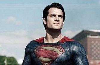 Генри Кавилл хочет рассказать про Супермена, но не может