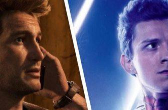 Первый взгляд на Тома Холланда в роли Натана Дрейка из фильма Uncharted