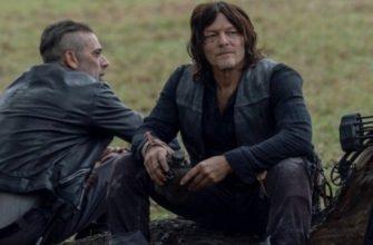 Новый тизер 16 серии 10 сезона «Ходячие мертвецы»