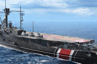 Немецкие авианосцы появились в World of Warships