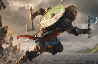 Утечка. Первый геймплей Assassin's Creed: Valhalla (2020)