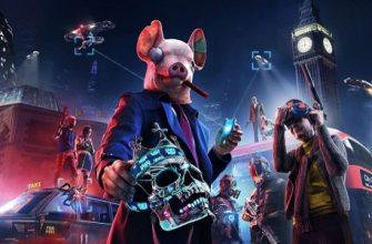 Новый геймплей и дата выхода Watch Dogs 3: Legion