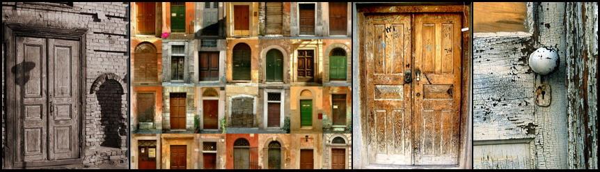 Немного об истории дверей