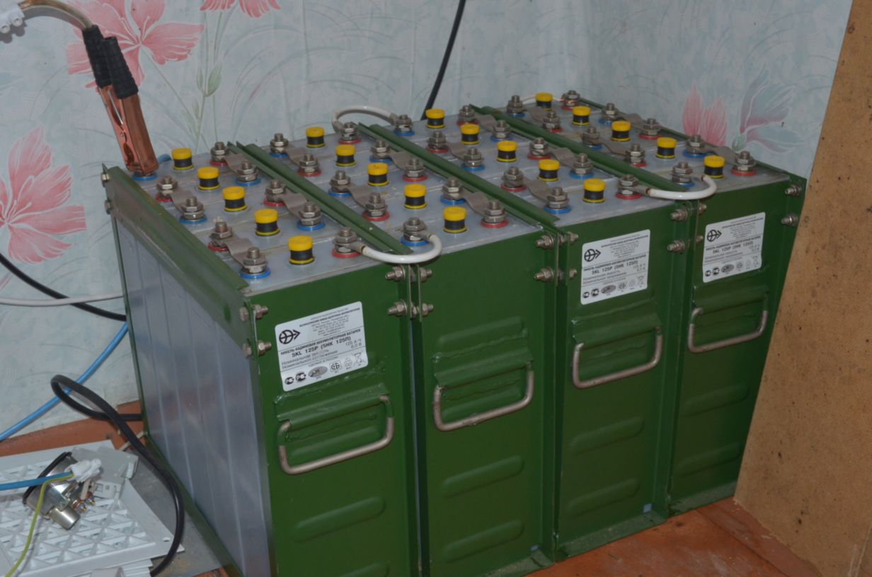 Скупка тяговых аккумуляторов: особенности услуги
