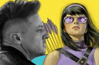 Официальный взгляд на Кейт Бишоп в киновселенной Marvel